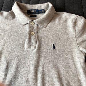 Boys Grey Polo Ralph Lauren 10/12
